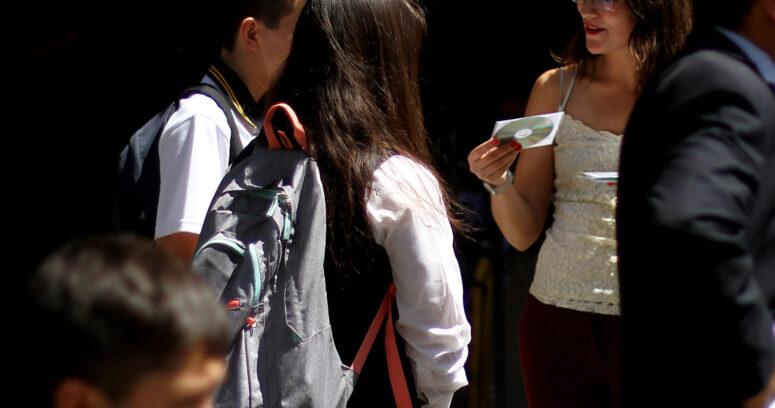 Violencia de género entre adolescentes: 49% ha sido víctima de prácticas violentas en el pololeo