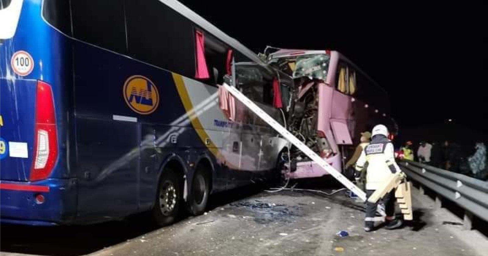 Choque entre cuatro buses dejó más de una decena de heridos en Tarapacá