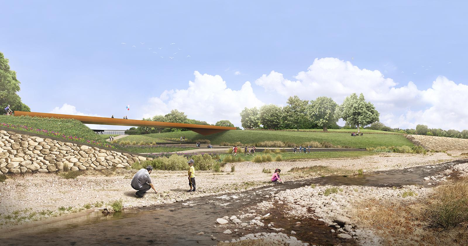 Proyecto Parque Mapocho Río