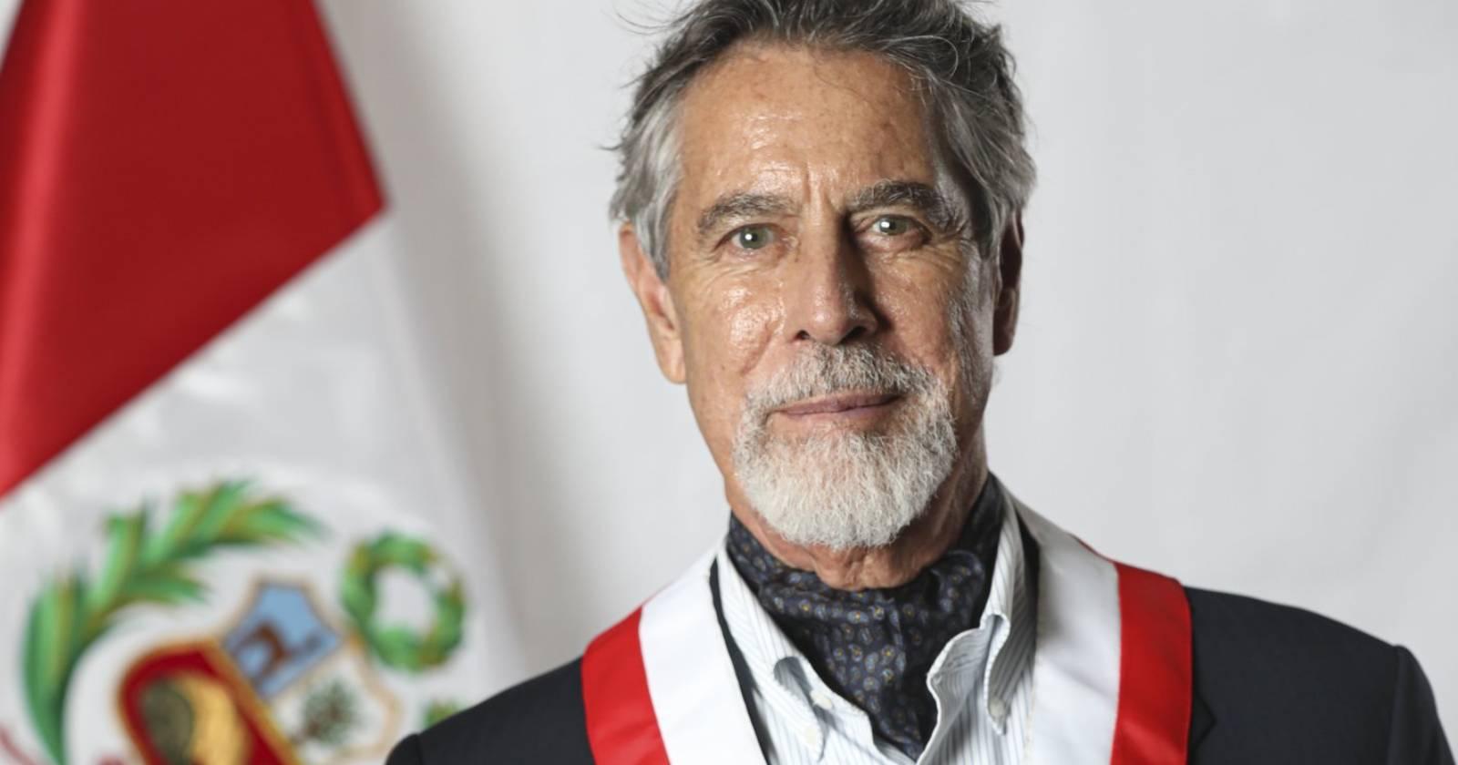 Perú: Sagasti pide una investigación contra los antiguos mandos de las FF.AA