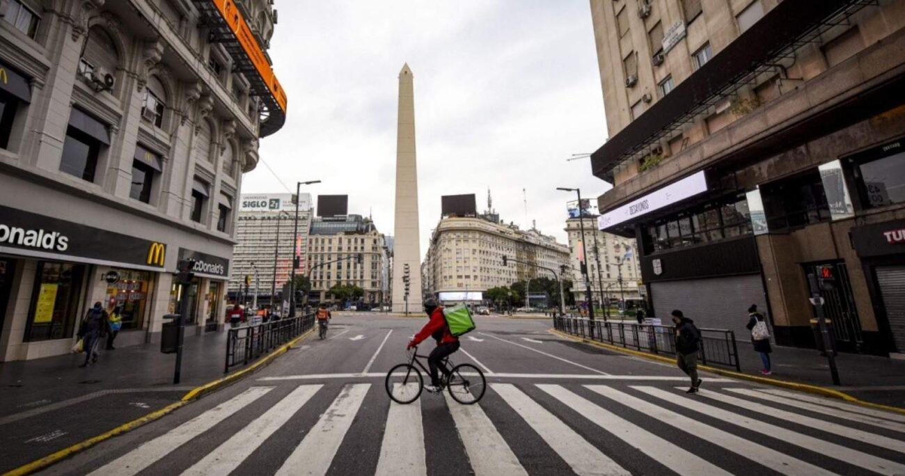 Los peores países evaluados fueron México y Argentina y, el mejor, Nueva Zelanda. Imagen: @PortalDiarioAR