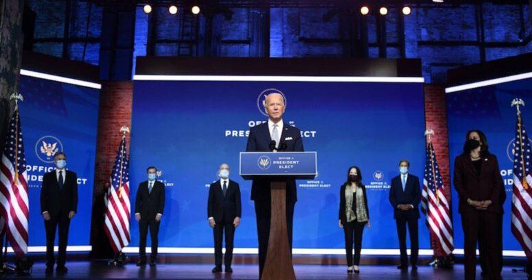 Joe Biden presentó a los primeros miembros de su gabinete