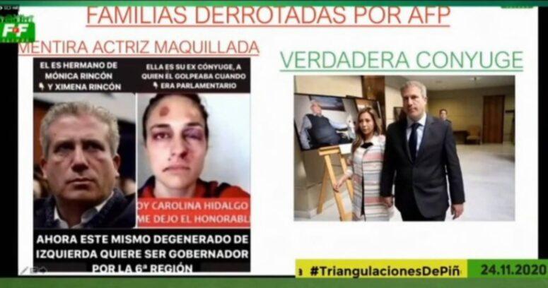 El caso de violencia intrafamiliar por el que Ricardo Rincón fue condenado y Felices y Forrados omite