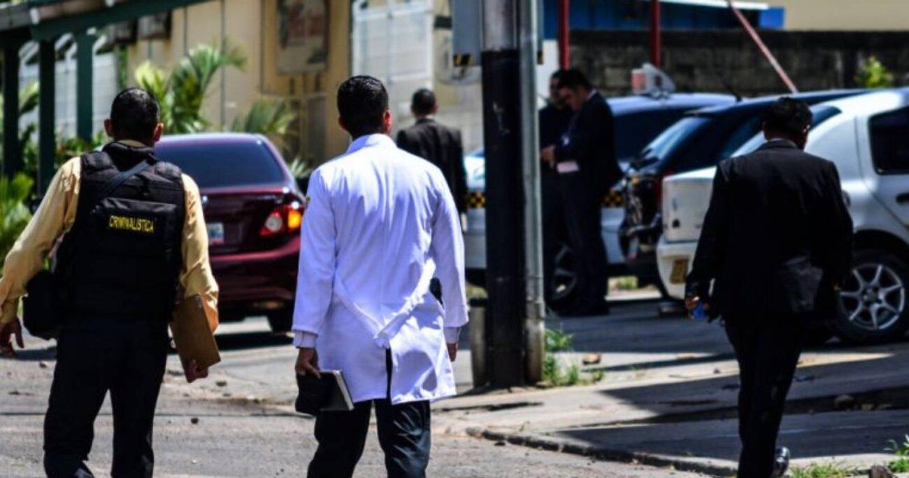 El asesinato ocurrió en el municipio Andrés Bello, al oeste de Caracas. Foto: @ExtraVzla