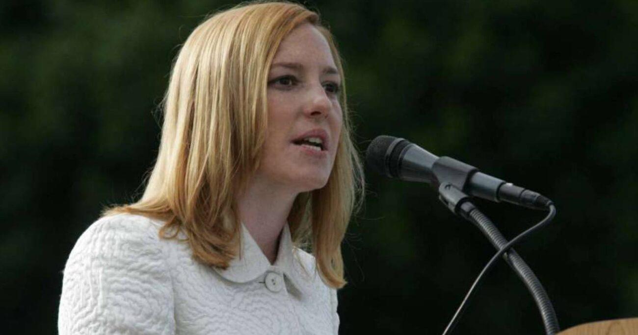 La nueva directora de Comunicación de la Casa Blanca será Kate Bedingfield. Foto: @JanHofdijk