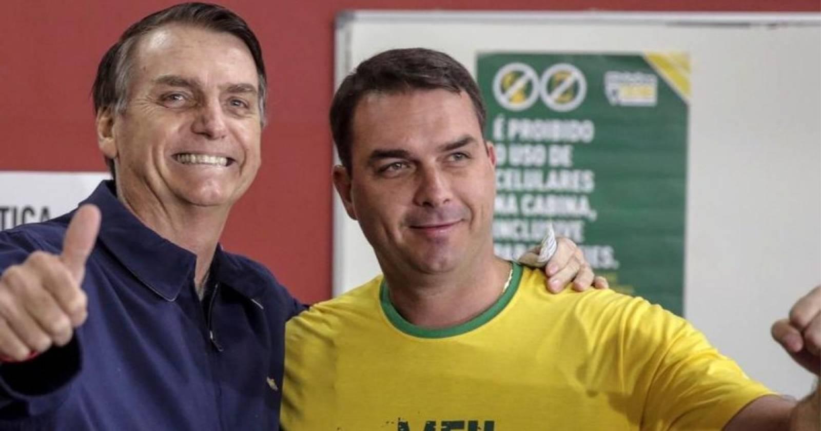 Fiscalía brasileña denuncia al hijo mayor de Jair Bolsonaro por corrupción