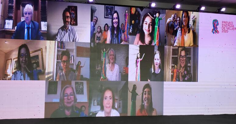 """Premio """"Energía de Mujer"""" de Enel Chile distinguió a 11 profesionales por su contribución al país"""