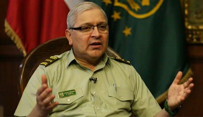 """General Yáñez: """"No puedo pedir perdón por situaciones que están siendo investigadas"""""""
