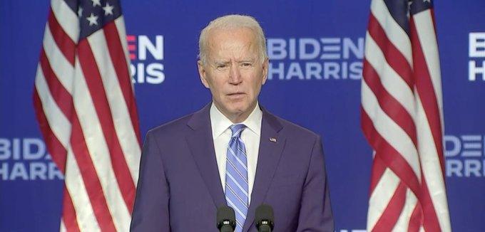 """""""Joe Biden ya palpita el triunfo:"""