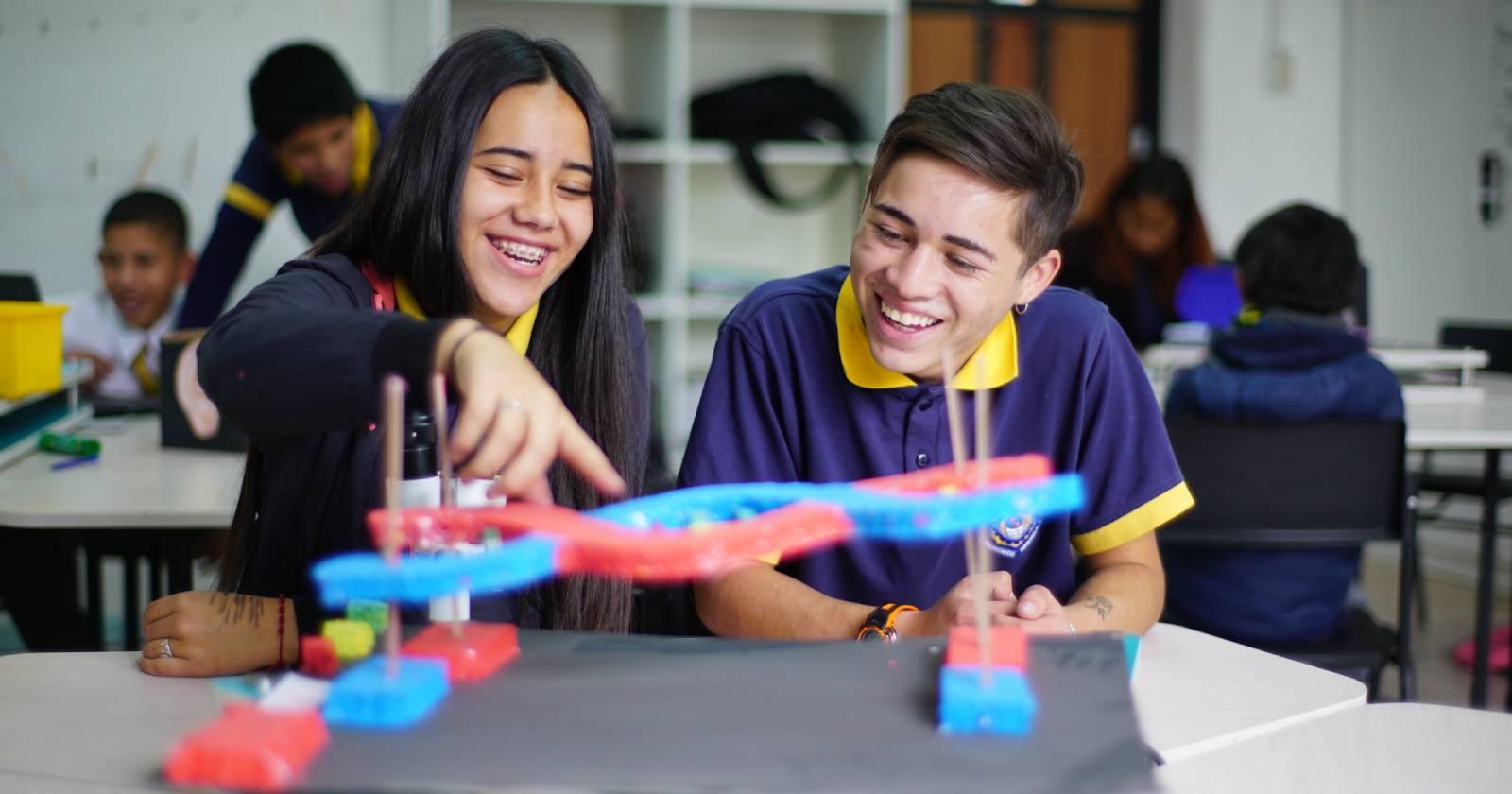 Misión Educar: el programa de Canal 13C que demostrará que es posible mejorar la educación pública