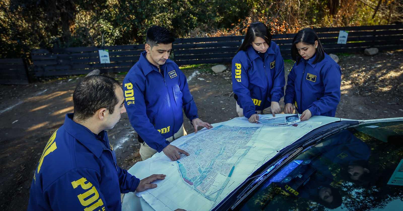 Encuentran con vida a adolescente que estaba desaparecida en Rancagua