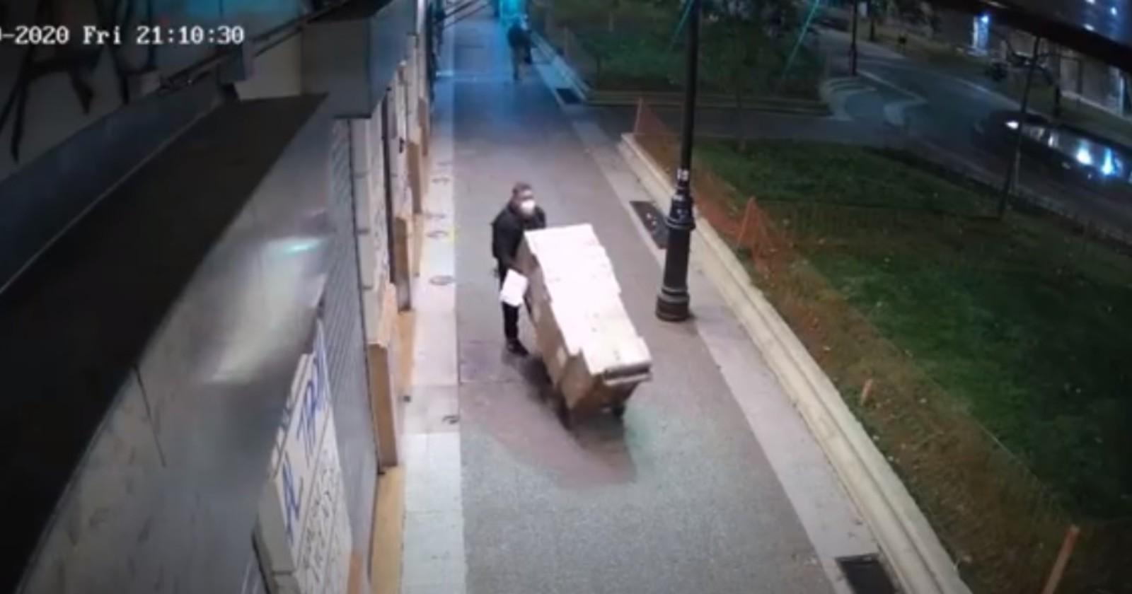 Detienen a presunto autor de robo de computadores de la Seremi de Salud Metropolitana
