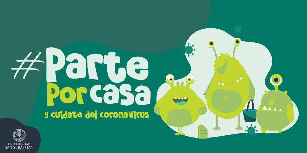Serie animada que enseña cómo cuidarse frente al Covid-19 llega a TV Educa a Chile