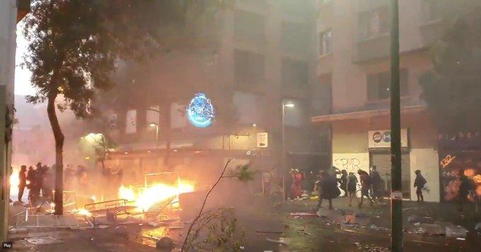 Paris anuncia cierre definitivo de sucursal Alameda tras continuos saqueos