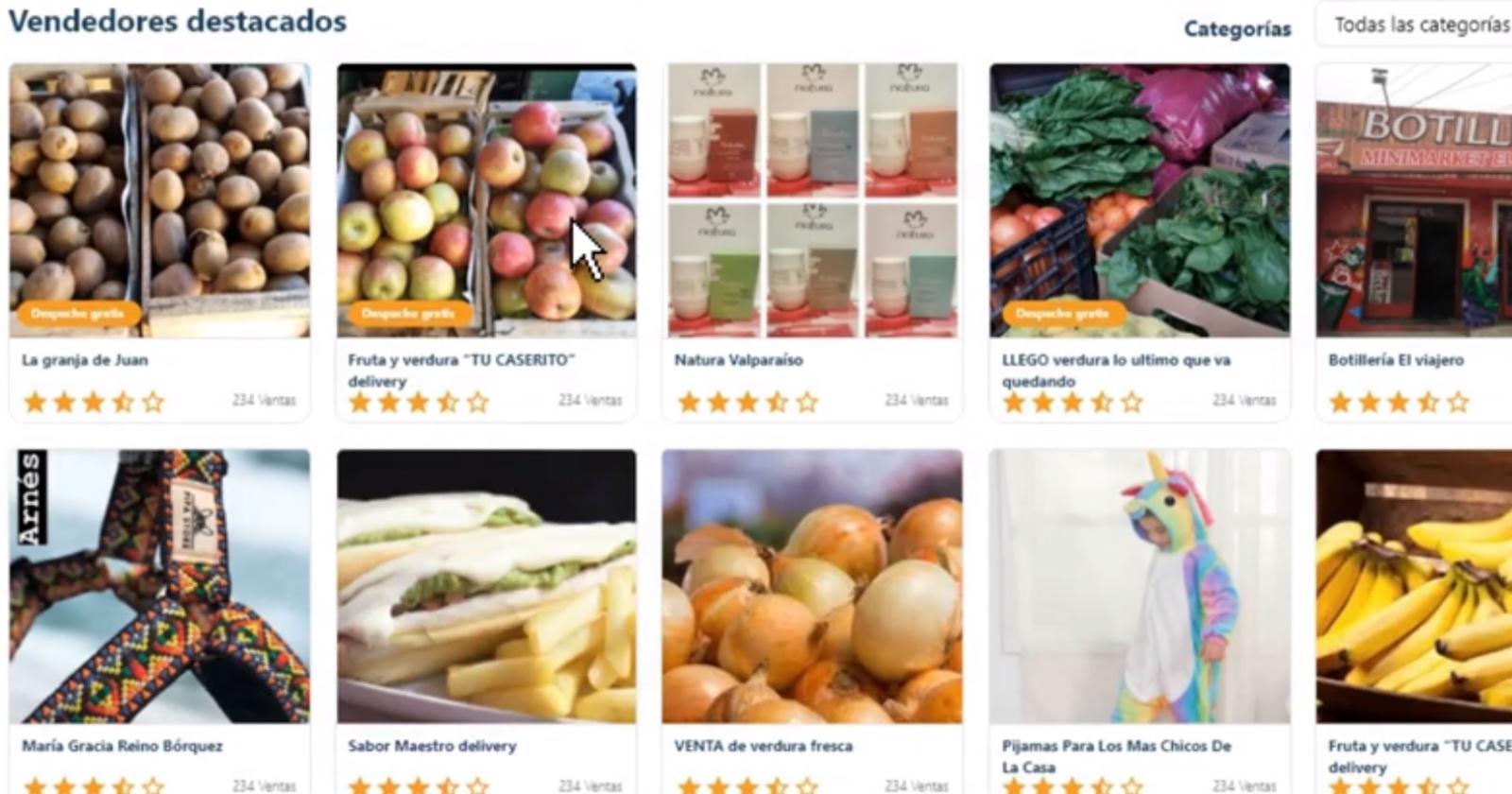 Plataforma busca potenciar las compras entre vecinos