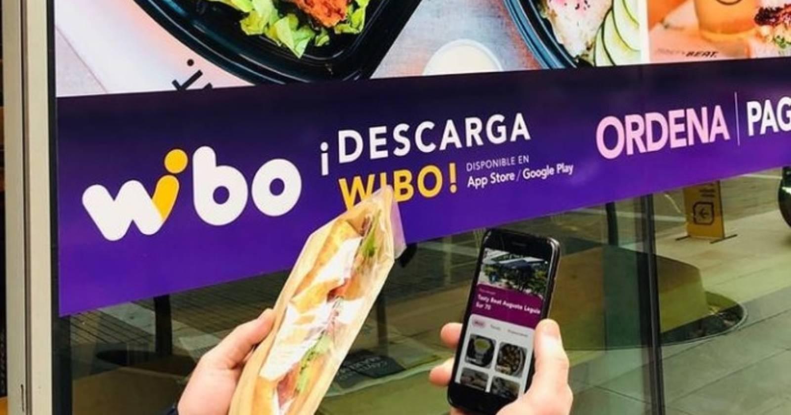 Wibo: la novedosa aplicación para ordenar y pagar comida sin contacto