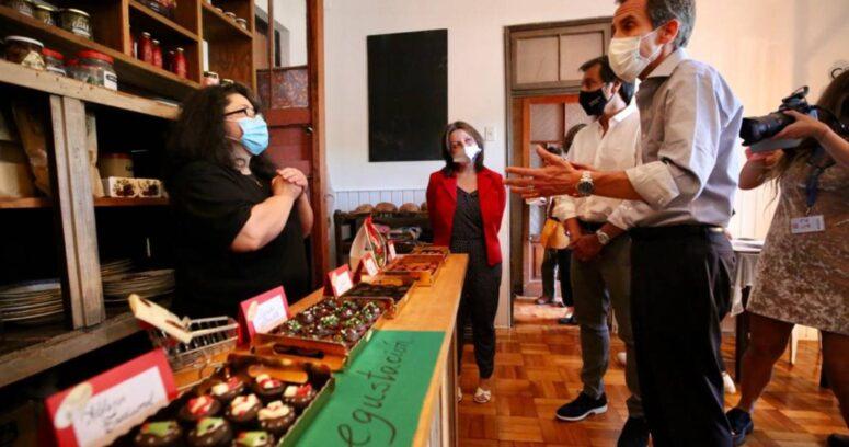 Recetario y ruta gastronómica buscarán reactivar el barrio Matta Sur