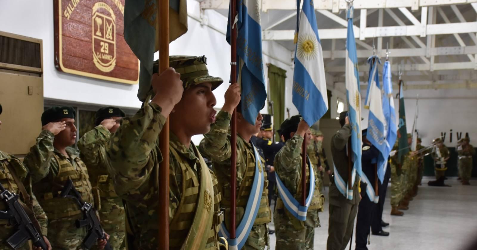 Ejército argentino abrirá cupos para postulantes transexuales, travestis y transgénero