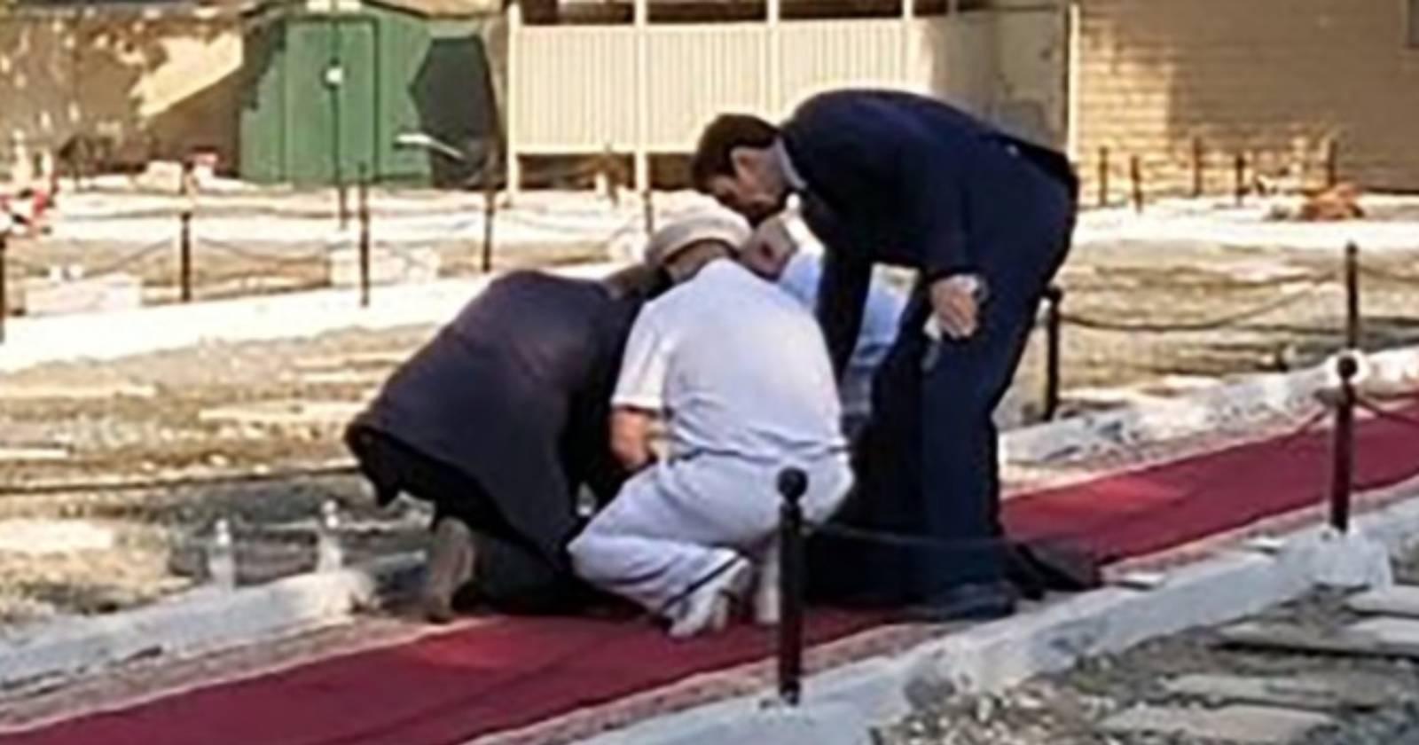 """""""Atentado en acto diplomático en Arabia Saudita deja varios heridos"""""""