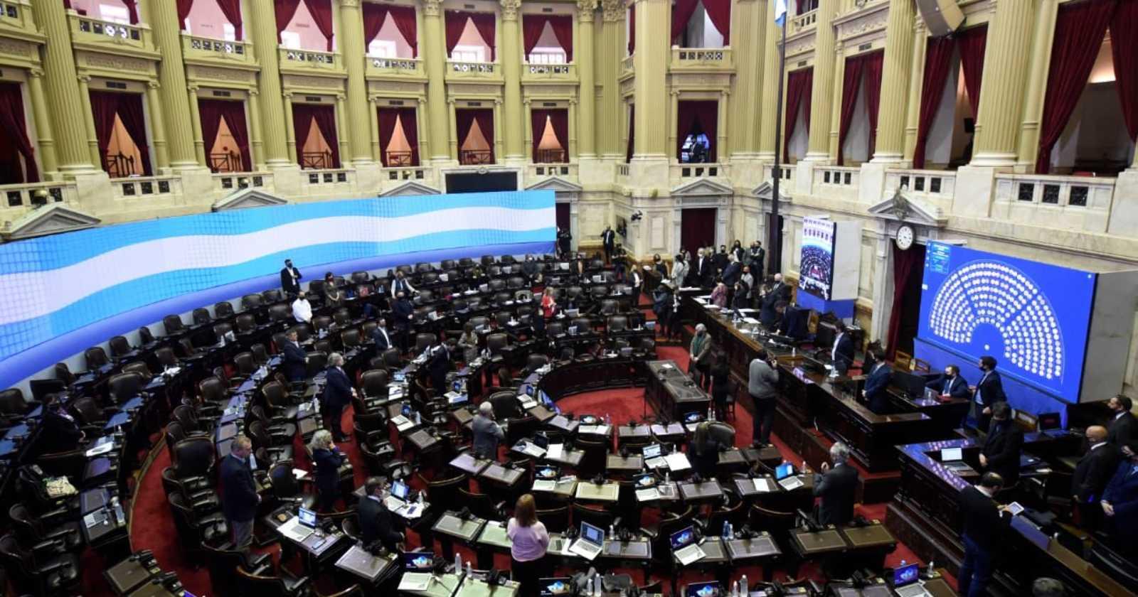 Congreso de Argentina debate la posibilidad de aplazar las elecciones por la pandemia