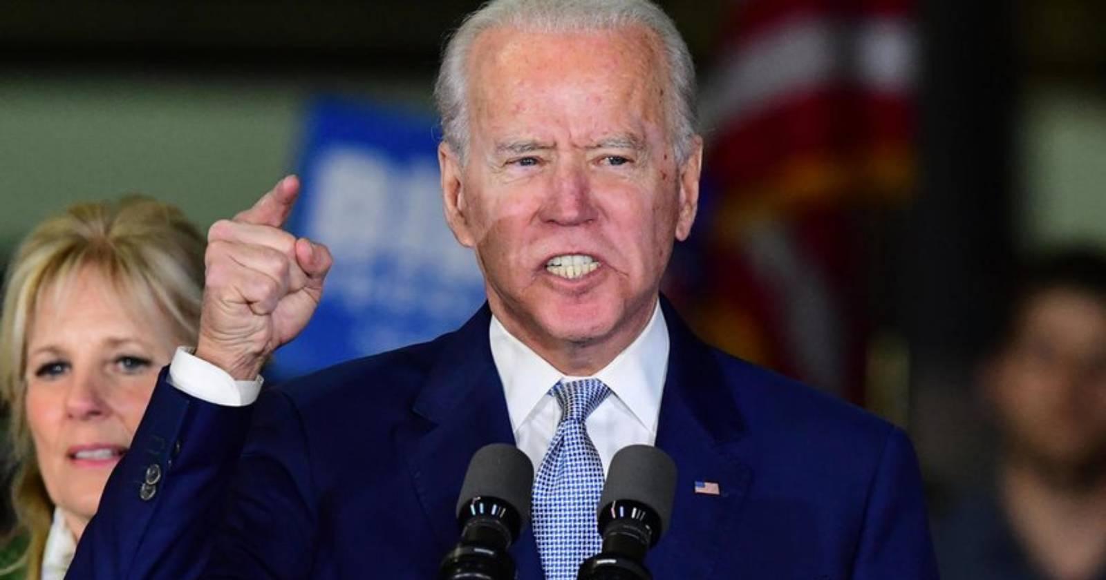 """""""Joe Biden responde a Trump por denuncia de fraude:"""