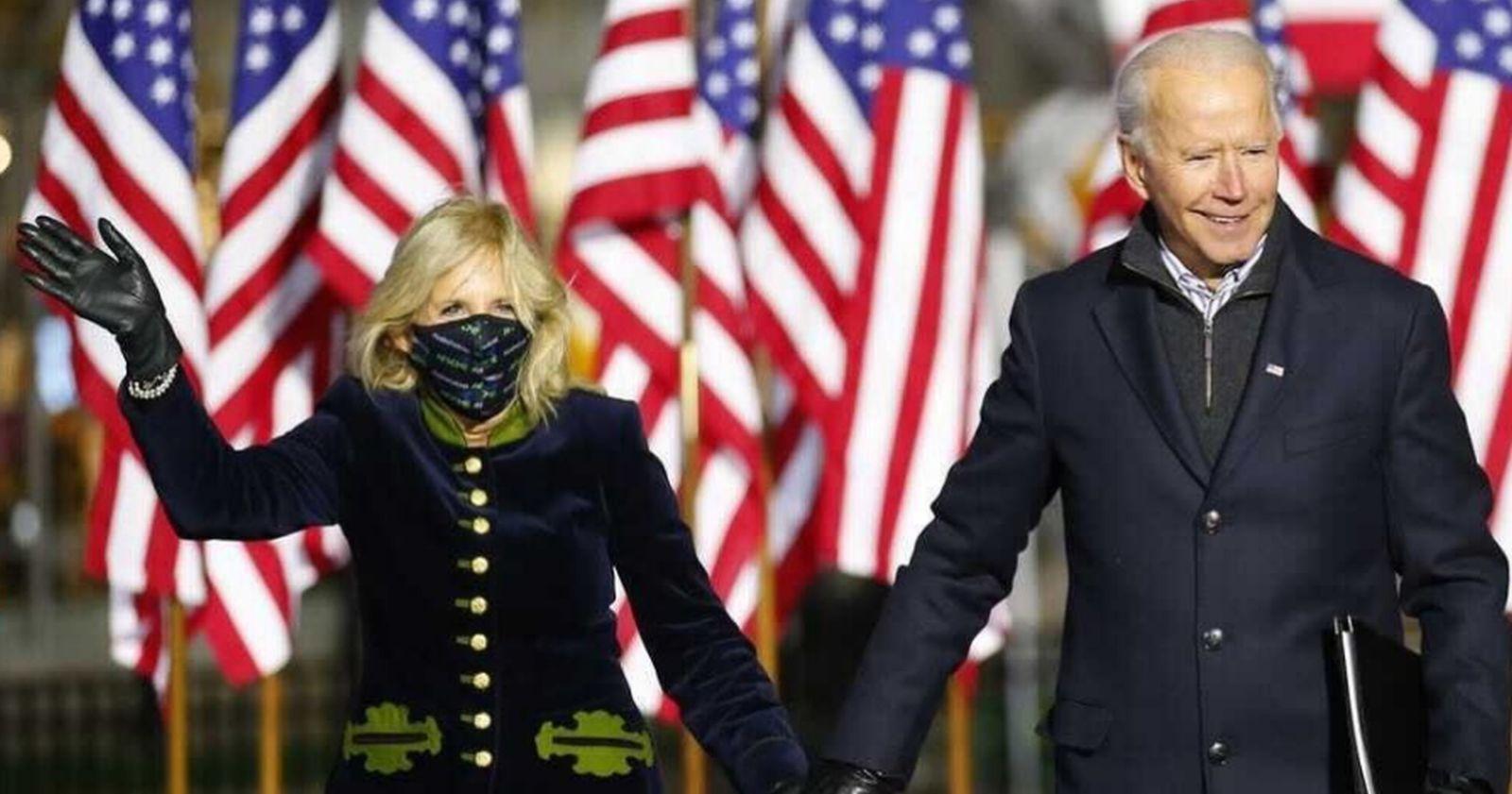 """""""Servicio Secreto refuerza la seguridad de Joe Biden ante inminente victoria"""""""
