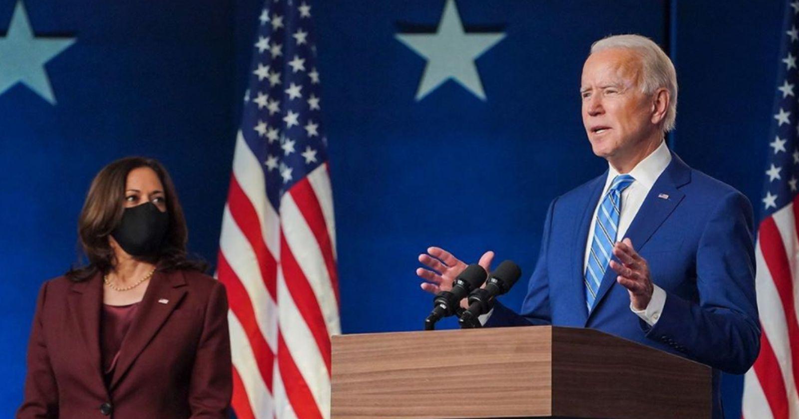 """Joe Biden se proclama como presidente de Estados Unidos"""