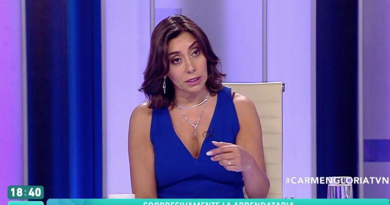 VIDEO – El insólito momento que se vivió en Carmen Gloria A Tu Servicio
