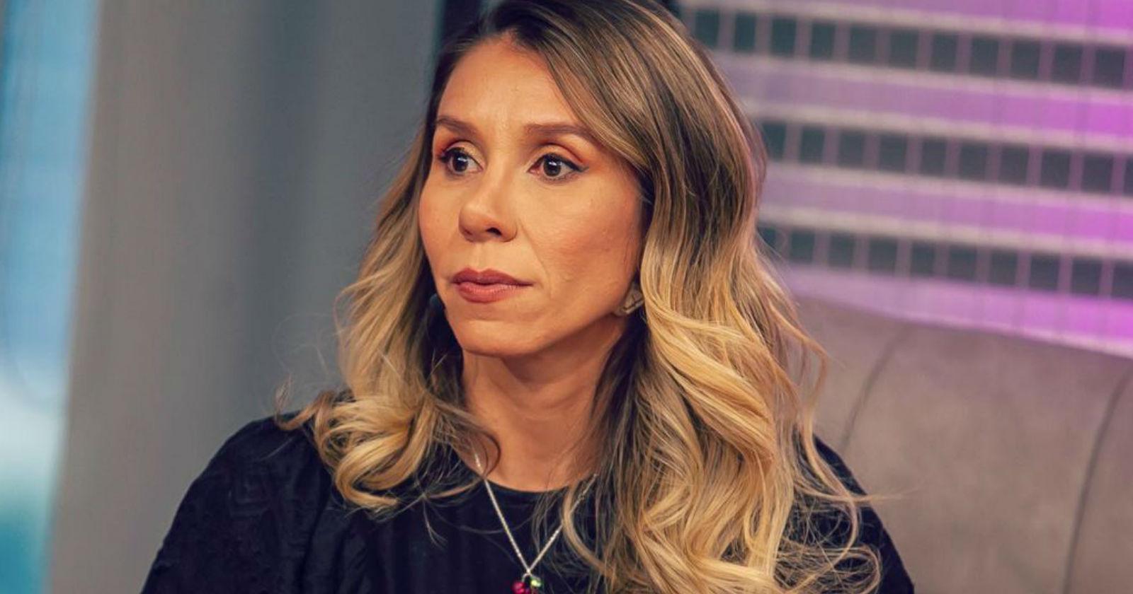 """""""Cecilia Gutiérrez fue despedida de Me Late:"""