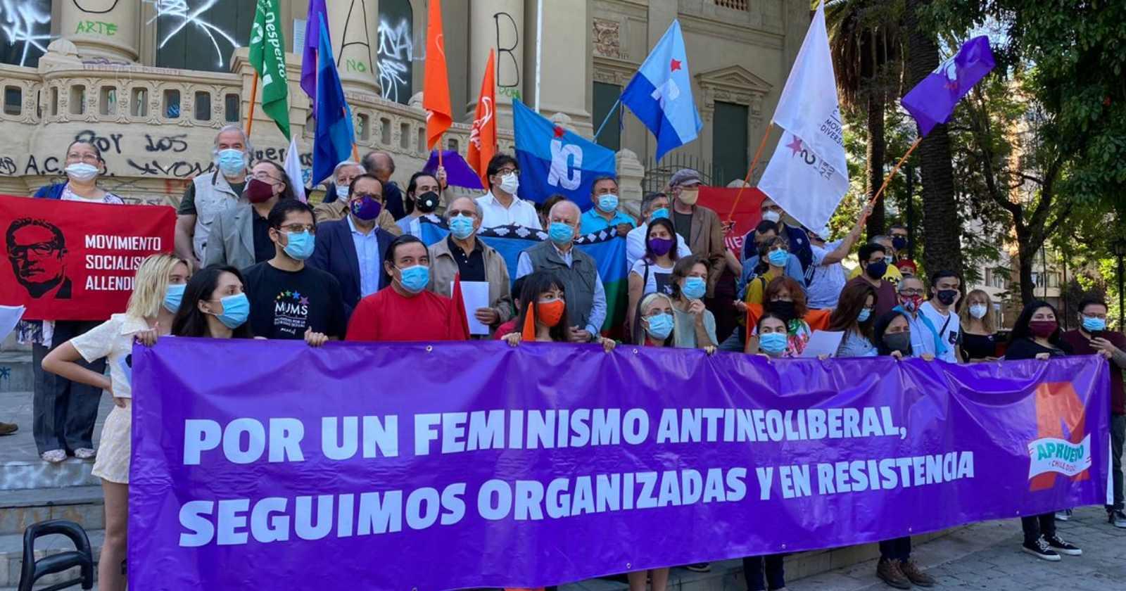 """""""Los candidatos confirmados de Chile Digno para la Convención Constitucional"""""""