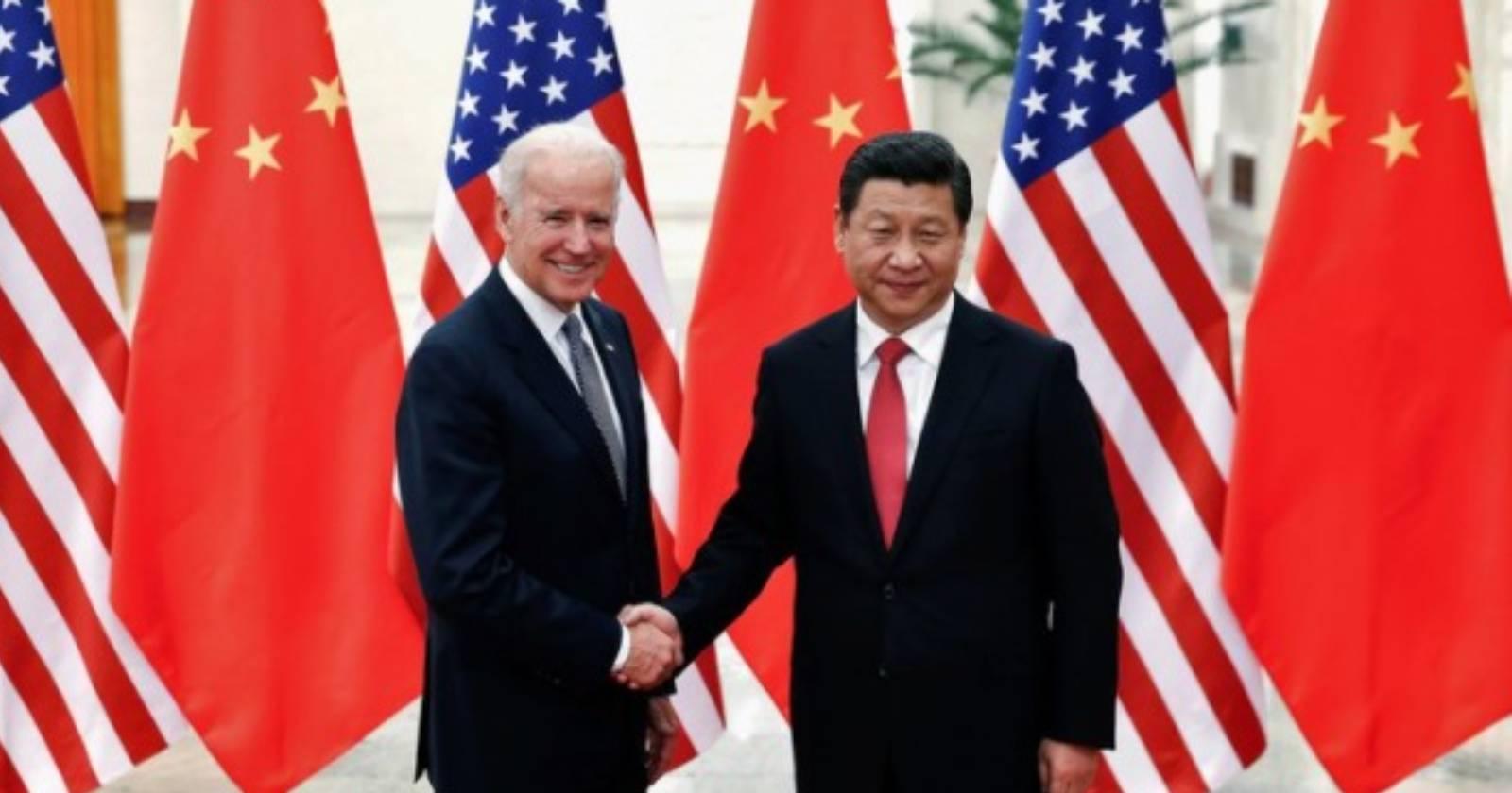 """""""China felicita a Joe Biden por su triunfo en la elección presidencialde Estados Unidos"""""""