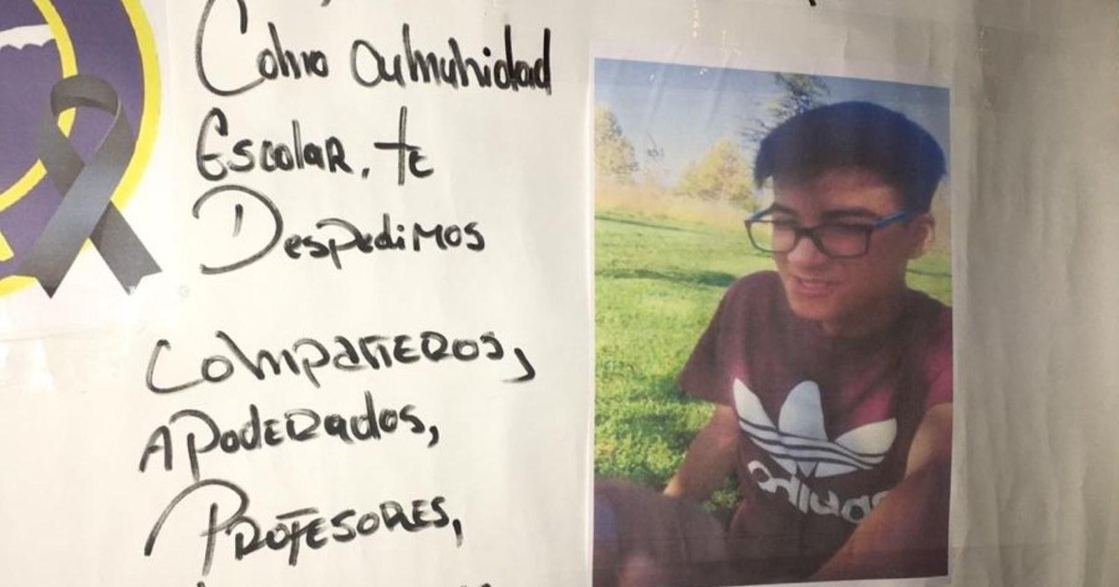 """Madre de joven electrocutado acusó negligencia de establecimiento educacional: """"No actuaron como seres humanos"""""""
