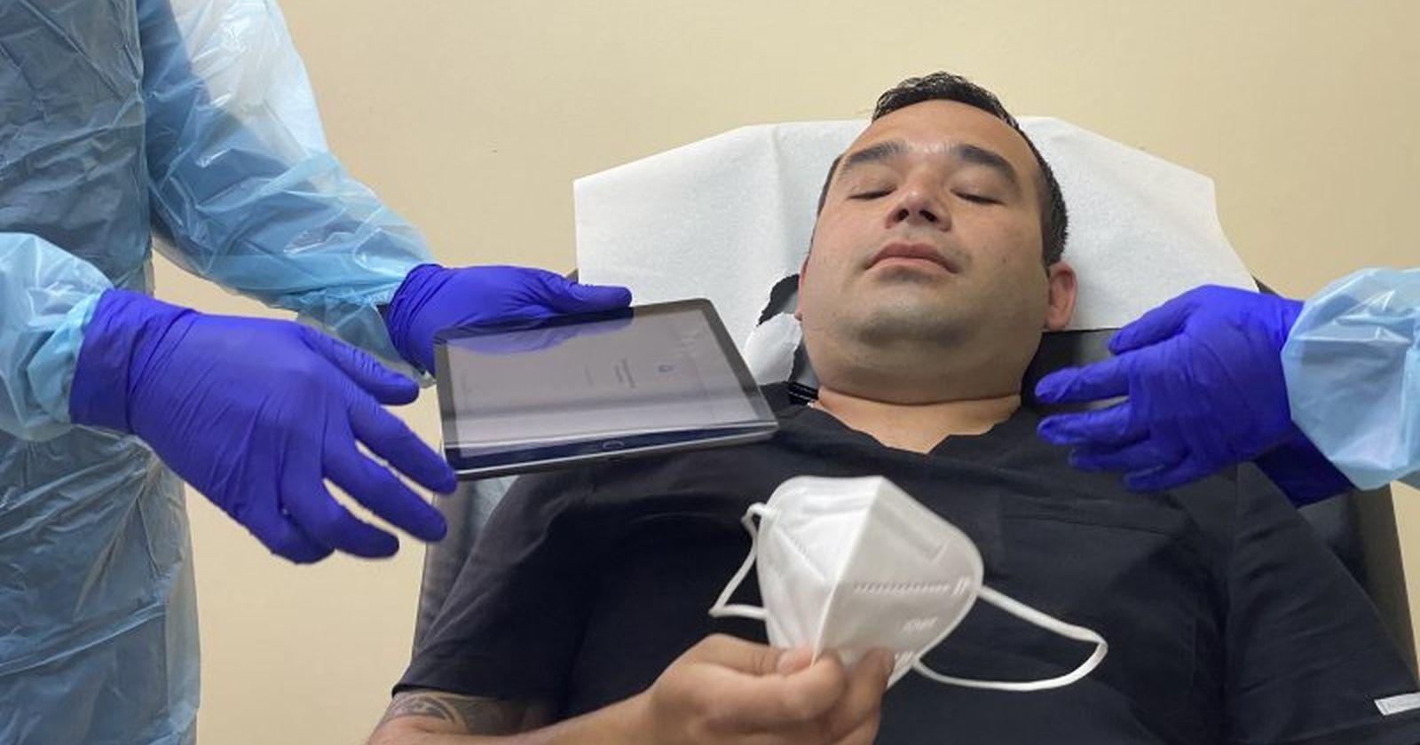 Hospital Naval de Viña del Mar utiliza prueba de voz para detectar el coronavirus