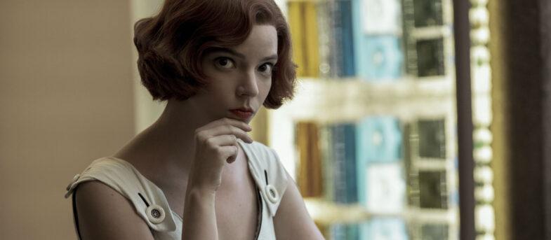 El récord que alcanzó Gambito de Dama en Netflix