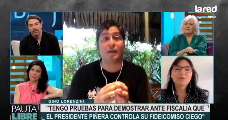 VIDEO – Gino Lorenzini anuncia demanda por publicación de audio que lo vincula a Ximena Rincón