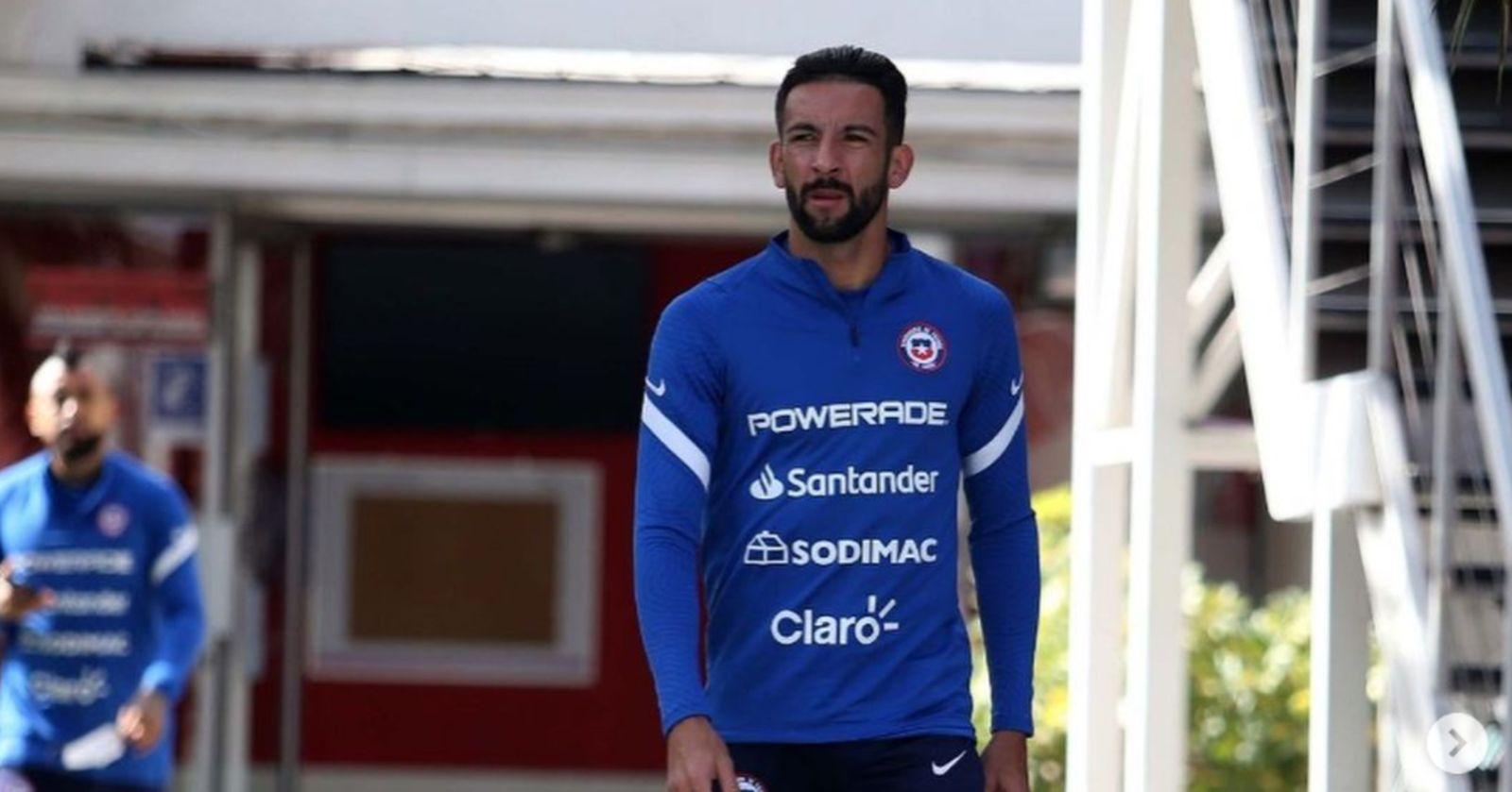 """Mauricio Isla en la previa del partido ante Perú: """"Tengamos confianza"""""""