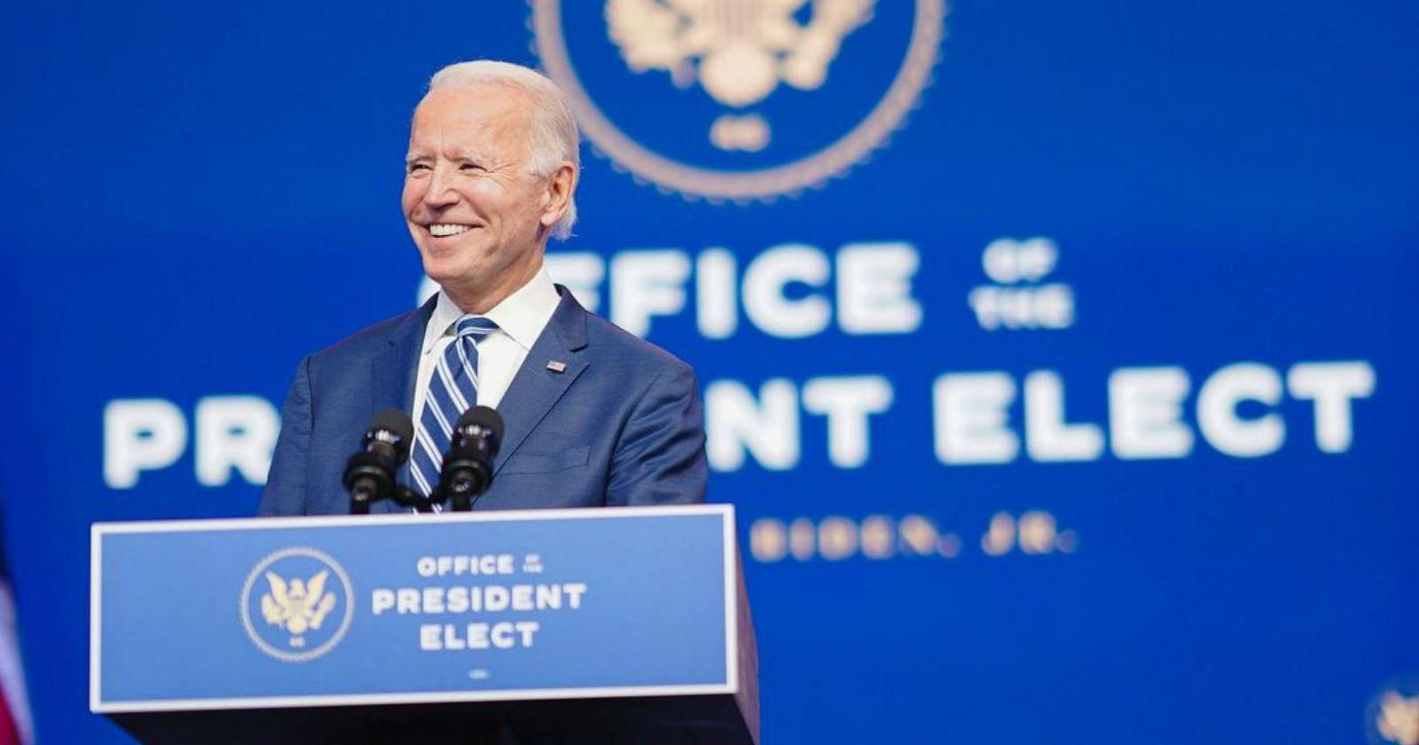 Twitter entregará la cuenta oficial de la Presidencia estadounidense a Joe Biden