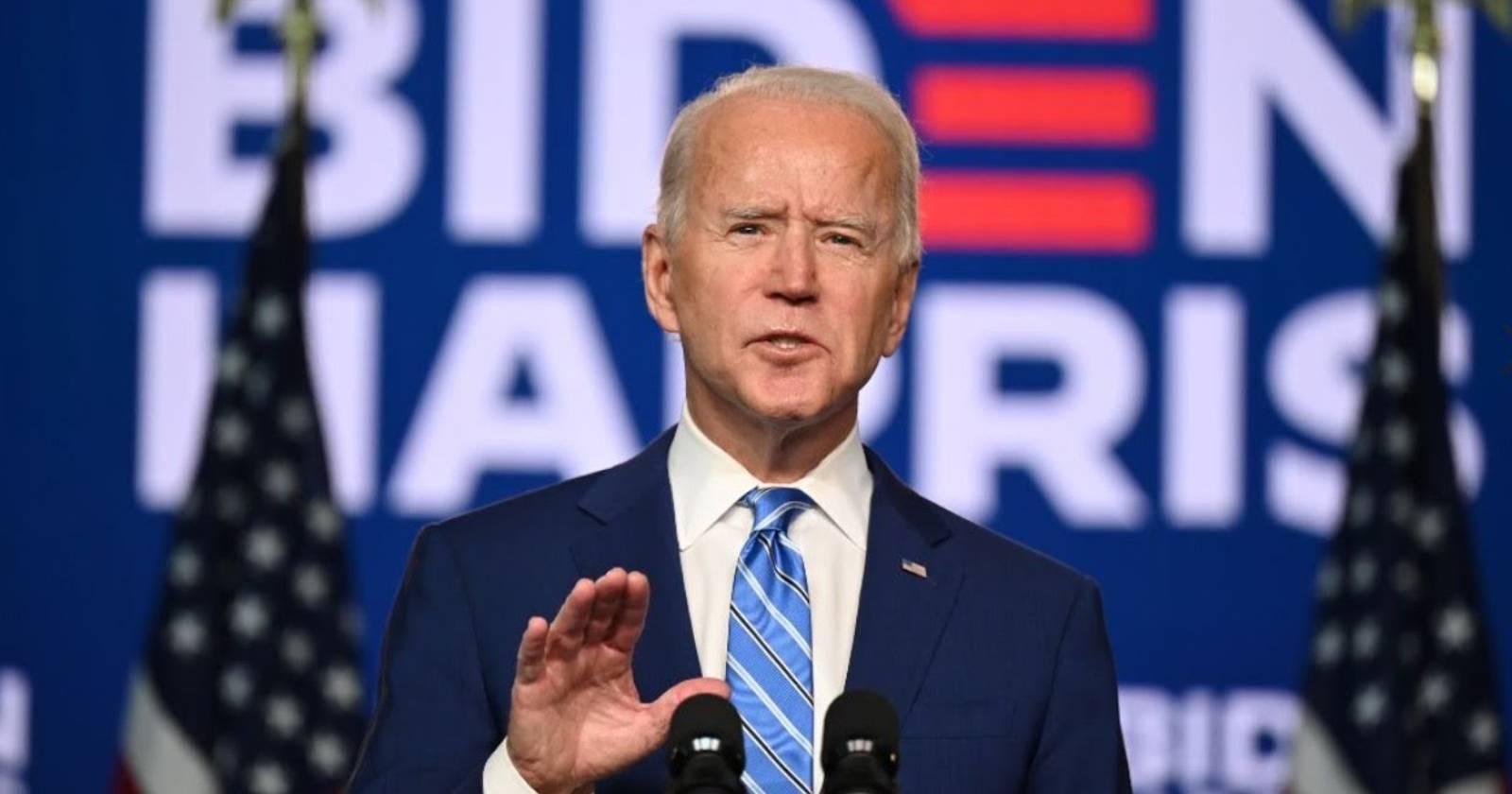 China y Rusia se abstienen de felicitar a Joe Biden
