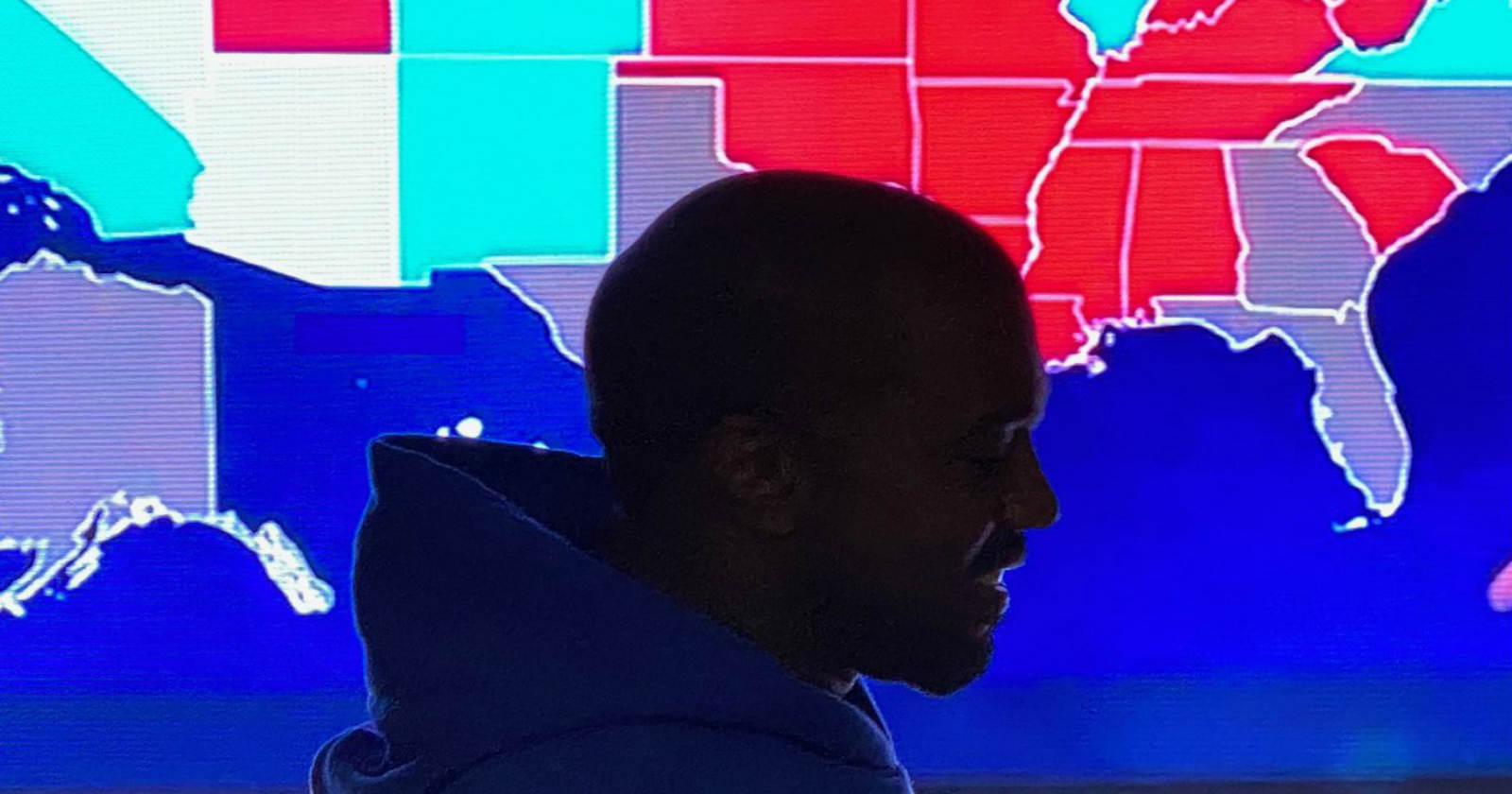 No se rinde: Kanye West asume su derrota en las elecciones de EE.UU. y anuncia candidatura para 2024