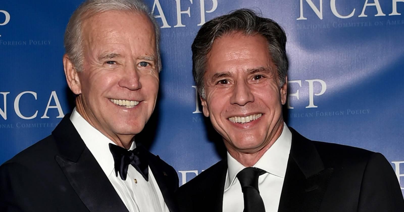 Joe Biden nombrará aAntony Blinken como secretario de Estado