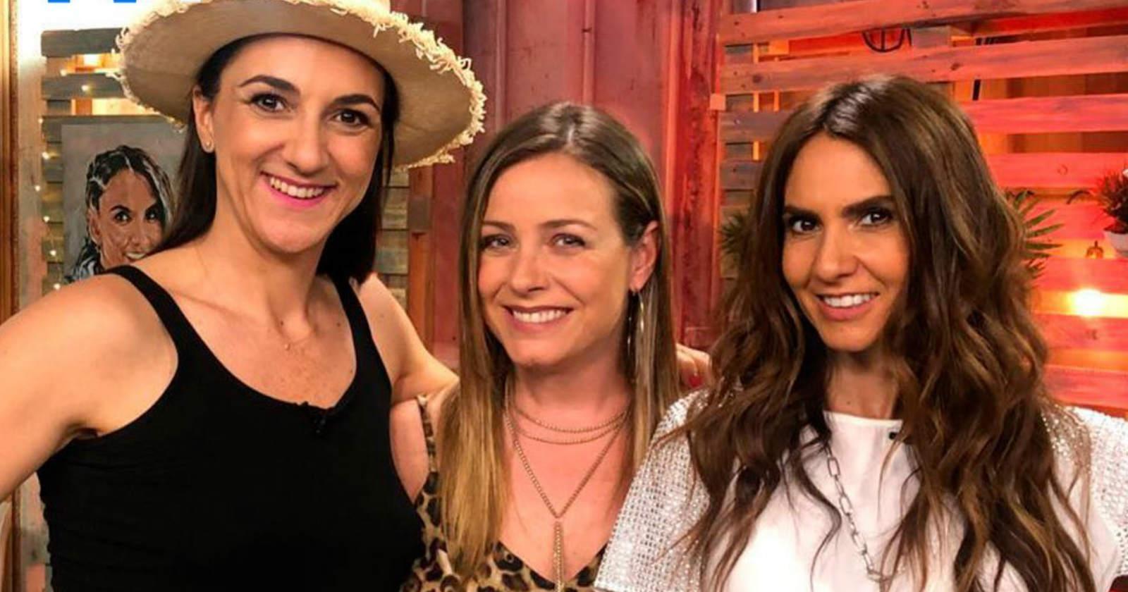 Claudia Conserva acalló rumores por las salidas de Renata Bravo y Yazmín Vásquez de Milf