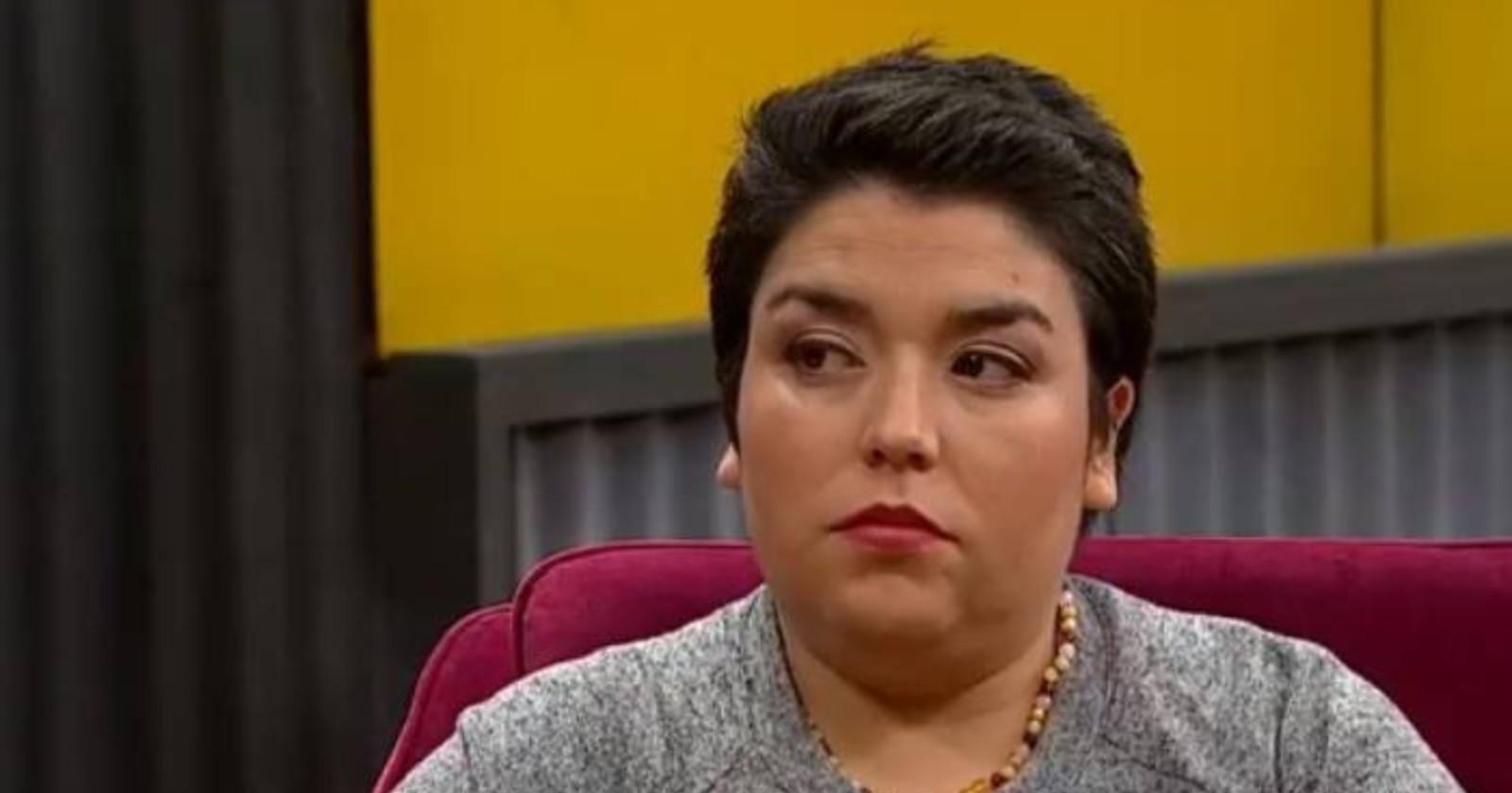 Mujer atacada por su vecino con un hacha reacciona a sentencia de su agresor