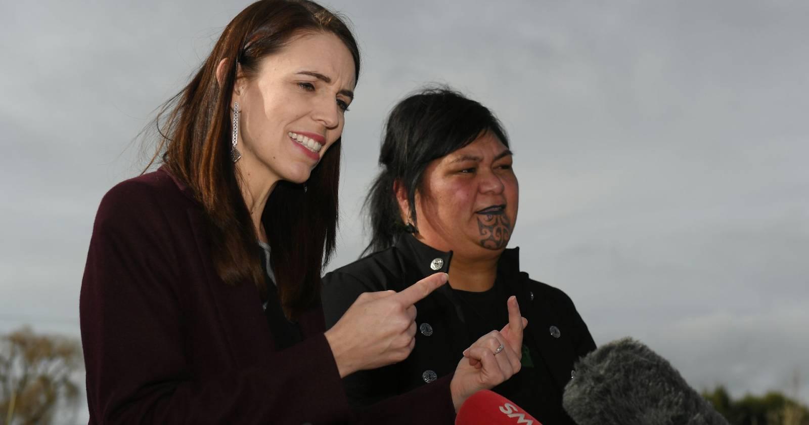 Jacinda Ardern nombra a mujer maorí como ministra de Relaciones Exteriores en Nueva Zelanda
