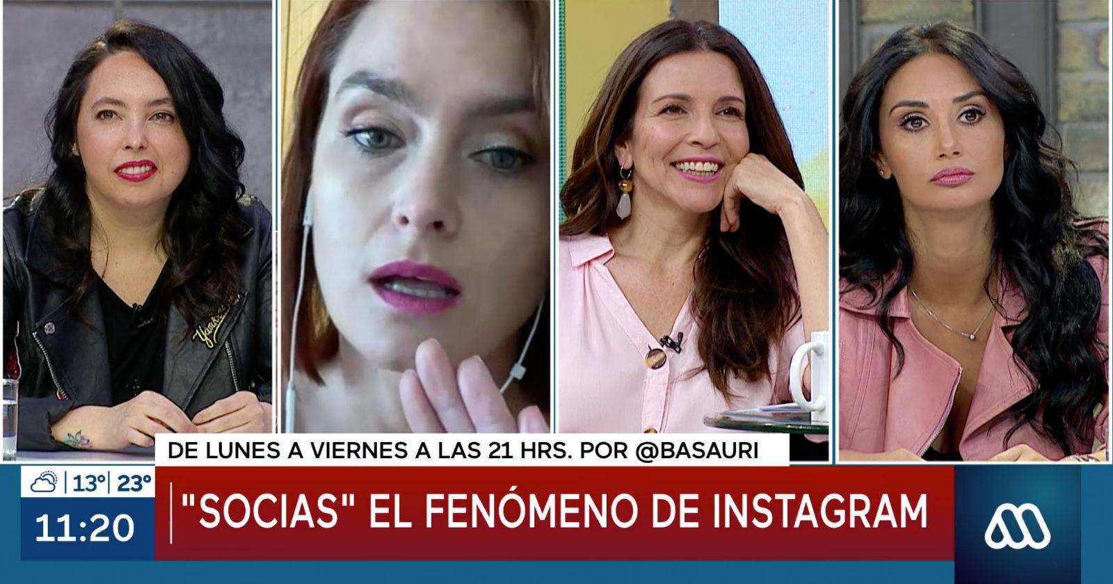 ¿La desvincularon?: el comentario de Pamela Díaz sobre CHV que no pasó desapercibido en el Mucho Gusto