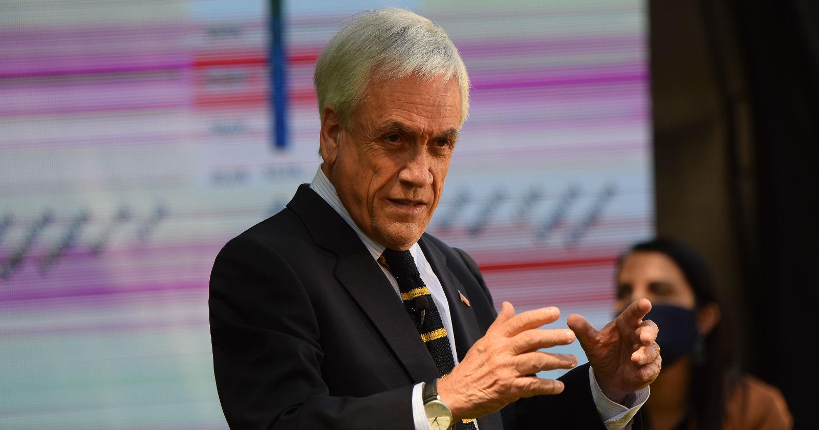 """Piñera a diario español: """"El pueblo chileno no quiere replicar el drama de Venezuela"""""""