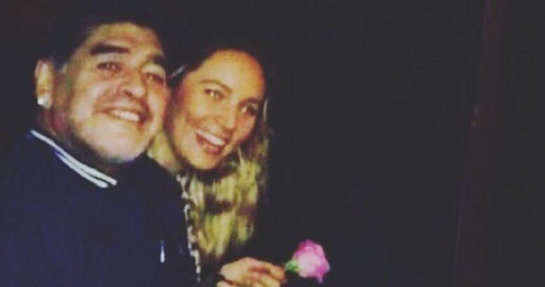 Última pareja de Maradona no pudo ingresar al velorio en la Casa Rosada