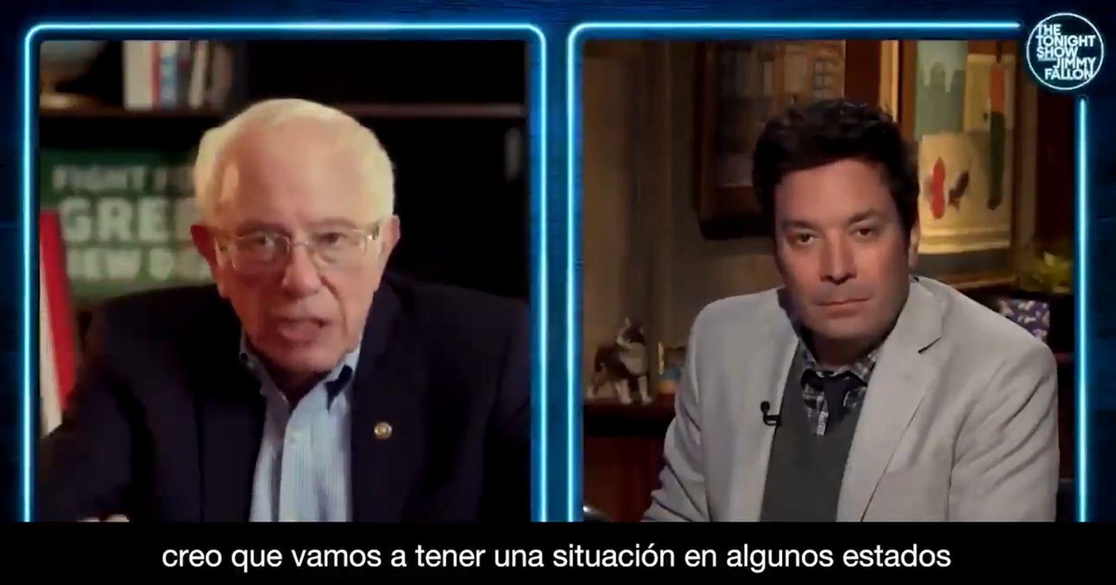 VIDEO – Bernie Sanders predijo la reacción de Donald Trump una semana antes de las elecciones