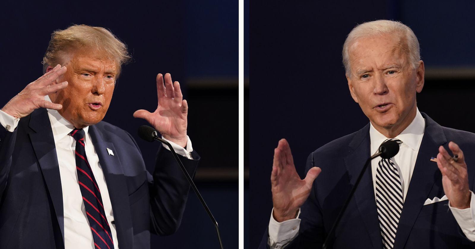 Florida concentra la lucha electoral entre Trump y Biden