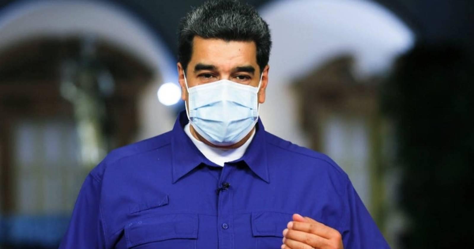 Nicolás Maduro anuncia que comprará 10 millones de vacunas SputnikV