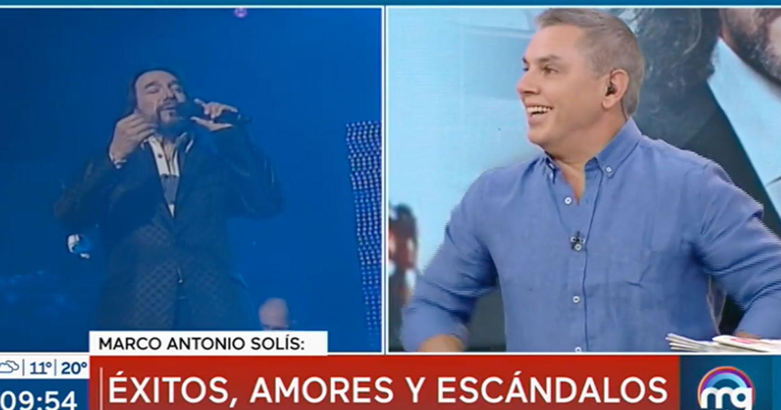 VIDEO - José Miguel Viñuela regresó al Mucho Gusto después de cuatro meses